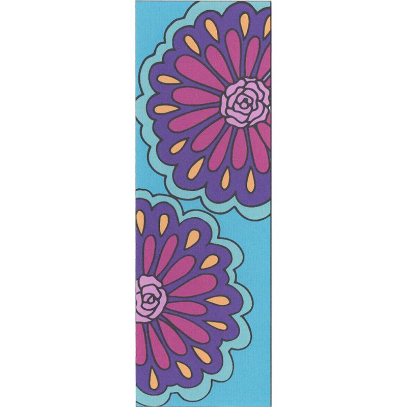 Закладка Flowers | Bukio