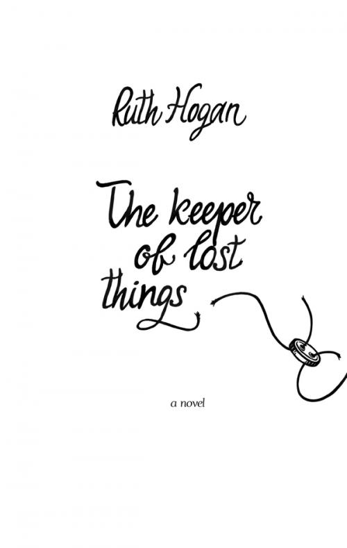 Книга Хранитель забутих речей, Рут Хоган 1