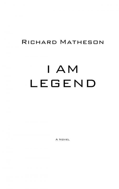 Я легенда книга 1